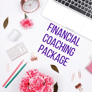 Financial Coaching Package