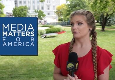 Media Matters Attacks Kaitlin Bennett and Liberty Hangout