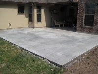 Concrete Slab For Backyard | Droughtrelief.org
