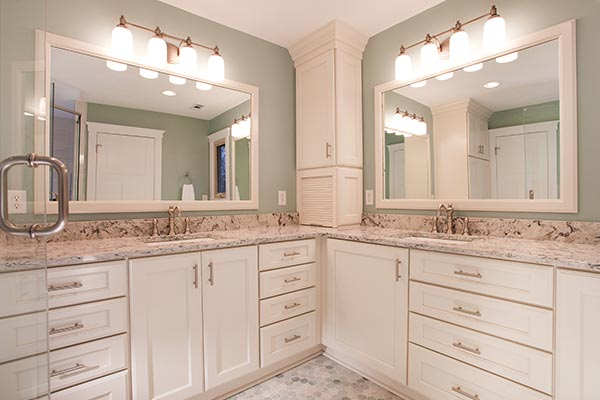 Quartz Bathroom Countertops  Liberty Home Solutions LLC
