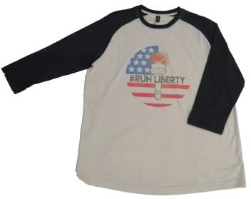 baseball tee liberty