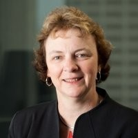 Anne Garlick: Chief Risk Officer and Chief Operating Officer