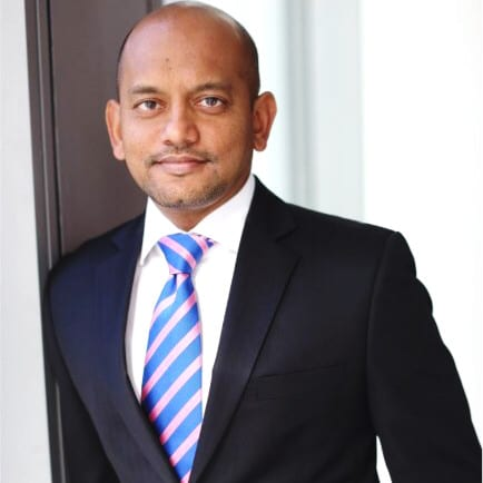 Joseph Edwin: Senior Vice President & Head of  Core Banking Transformation