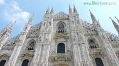Liburan di Milan Italia, Duomo Milano & Galleria Vittorio Emanuele II (20)