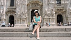 Liburan di Milan Italia, Duomo Milano & Galleria Vittorio Emanuele II (21)