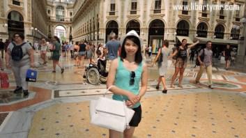 Liburan di Milan Italia, Duomo Milano & Galleria Vittorio Emanuele II (32)