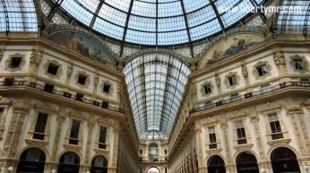 Liburan di Milan Italia, Duomo Milano & Galleria Vittorio Emanuele II (34)