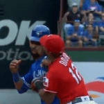 Does Odor's 'Mighty Righty' Crack the Rankings in the Best Baseball Punches of All-Time?