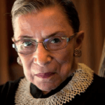 Look Who Just Told Justice Ruth Bader Ginsburg To Shush