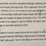 The First Retort To Modern University Culture