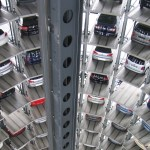 VIDEO: The World's Fastest Automatic Parking System You Really Should See