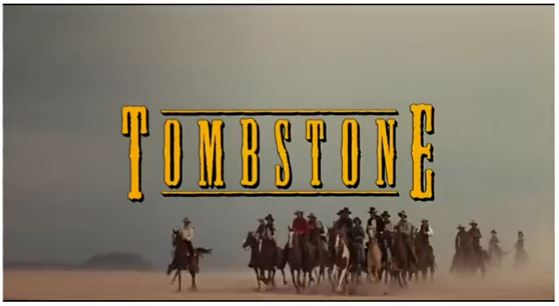 Screen capture - Tombstone, Youtube