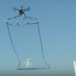VIDEO: Japanese Police Use 'Dragnet' To Combat Illegally Flown Drones