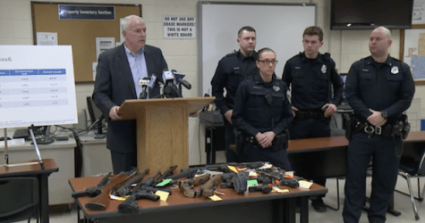 Desperate Mayor Wants Help: 337 Guns Seized In Milwaukee This Year – 9 Times Higher Than NYC!