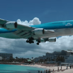 World's Best Airport Landings #4: 'So Close We Could Touch It '