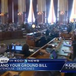 BREAKING: Iowa House Approves New Gun Bill With Deadly Force AND Stand-Your-Ground Provision