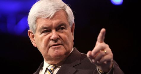 'France Has Very Strict Gun Laws, Except For Terrorists': Newt Gingrich