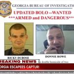 Armed Citizens Catch Escaped Convicts in Tennessee