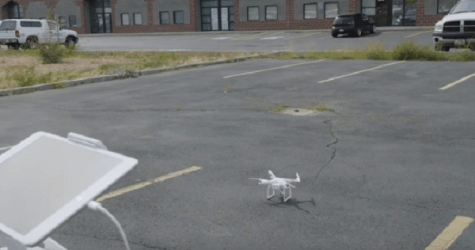 It Was Drone To Happen- UAV Collides With Aircraft
