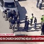 Armed Private Citizen Fired at Texas Church Shooter