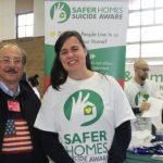 Suicide Prevention Effort at Washington Gun Show a Home Run