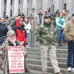 Washington State Gun Control Battle Warming Up