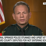 Broward Sheriff: 'I'm Not Responsible'…But Gun Owners Are?