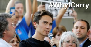 2A Allies Promote '#WhyICarry' Hashtag as Student March Looms