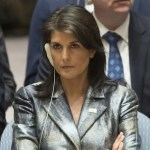 WARNING! Nikki Haley Warns of Chemical Attack In US: 'If We're Not Smart'