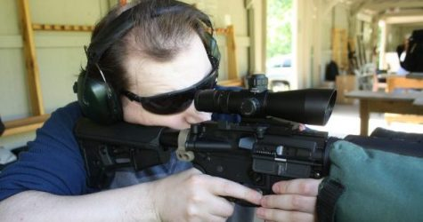 After Poll Says They're Behind, WA Gun Rights Activists Get Busy