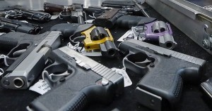 Federal Lawsuit Challenges Gun Show Ban at Cal. Fairground