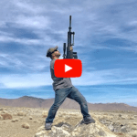 How Long Does It Take For A 50 Caliber Bullet To Fall Back To Earth?