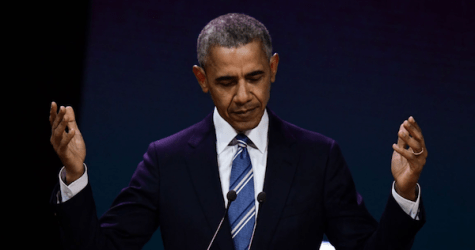 LIBERAL AMNESIA: Barack Obama Claims He 'Didn't Have Scandals' as President