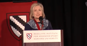 Hillary Calls Out Fox News And Sinclair Broadcasting