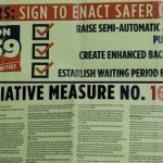Gun Groups Assert I-1639 Petitions Are Unreadable, Demand Fix