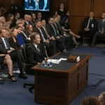 Kavanaugh Chaos: Guns May Be Big Issue as Dems Disrupt