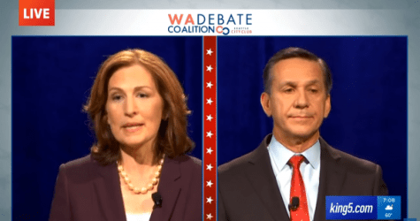 WA 8th District Election Debate Puts Guns in the Crosshairs
