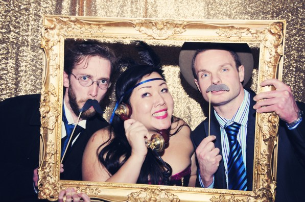 Liberty Pearl Vintage photo booth Une Soiree Inoubliable Charity event Bristol 14