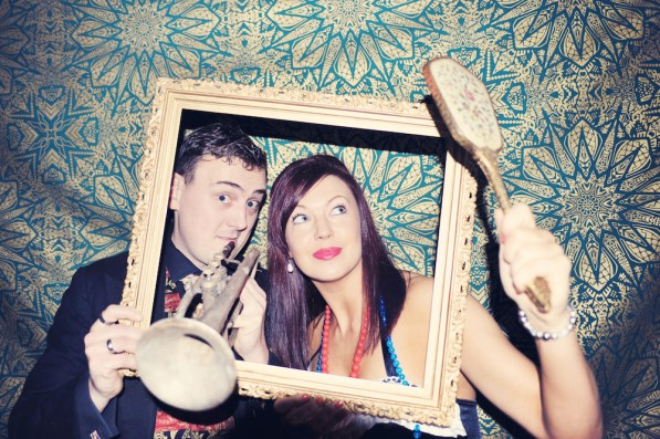 Liberty Pearl Vintage photo booth Une Soiree Inoubliable Charity event Bristol 3