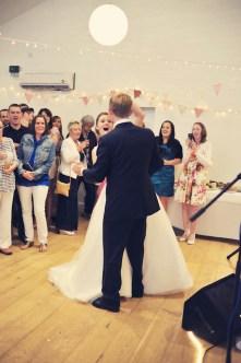 Lydia and Mike - Cornish wedding The Green Cornwall Liberty Pearl wedding photography 172