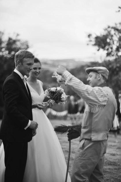 Lydia and Mike - Cornish wedding The Green Cornwall Liberty Pearl wedding photography 54