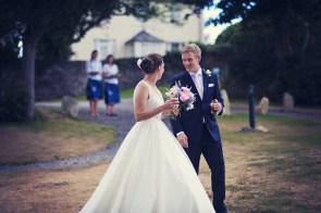 Lydia and Mike - Cornish wedding The Green Cornwall Liberty Pearl wedding photography 59