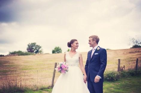 Lydia and Mike - Cornish wedding The Green Cornwall Liberty Pearl wedding photography