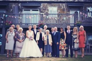 Lydia and Mike - Cornish wedding The Green Cornwall Liberty Pearl wedding photography 87