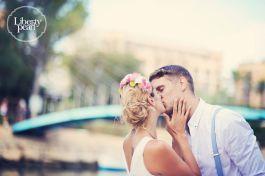 devon wedding photographer Ibiza wedding honey moon photo shoot
