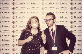 Charity Vintage photo booth - St Luke's Hospice Puttin on The Glitz Plymouth 15