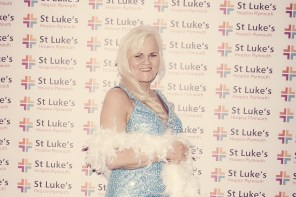 Charity Vintage photo booth - St Luke's Hospice Puttin on The Glitz Plymouth 20