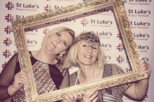 Charity Vintage photo booth - St Luke's Hospice Puttin on The Glitz Plymouth 51