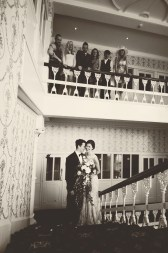 The Duke of Cornwall Hotel Plymouth Vintage styled wedding photography shoot Devon 122