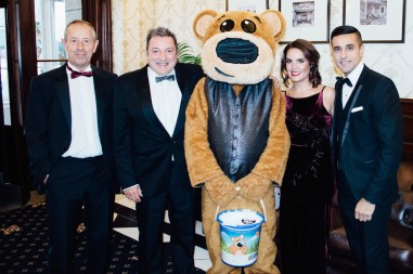 Jeremiahs Journey Ice Ball 2015 Duke of Cornwall Hotel Plymouth Charity Event 20